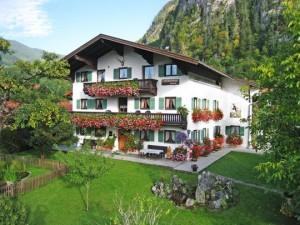 Bablhof, Chiemgau, Sommer, Ferienwohnungen