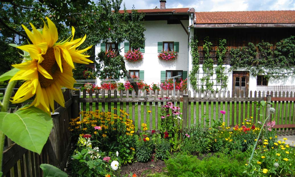 Bauerngarten Bablhof